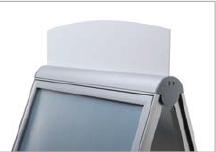Topkarta pro COMPASSO® Pro stojan A1/594x841 mm