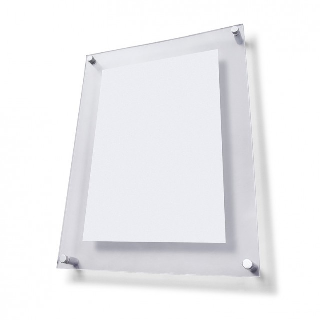 Distanční šrouby pro plexi tabule distanční šroub, odstup 25 mm