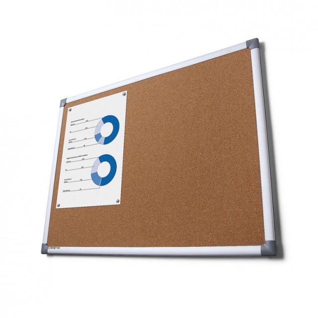 Korková tabule Scritto 900x1200 mm