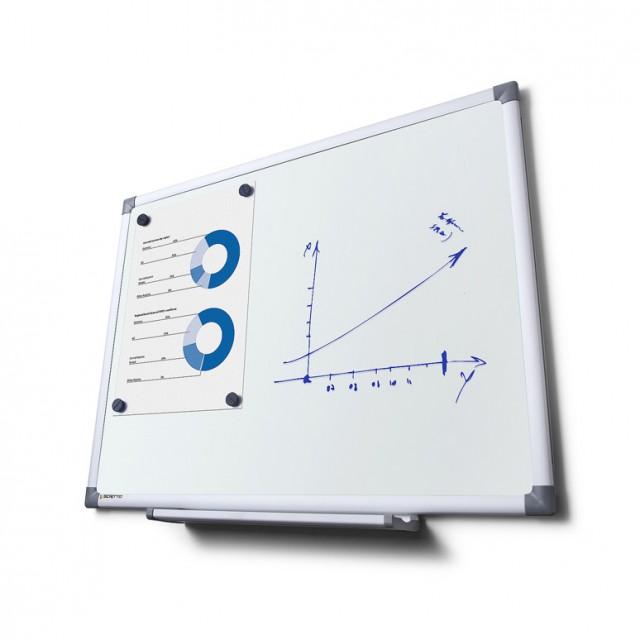 Popisovatelná magnetická tabule SCRITTO® smaltovaná 1800×900 mm