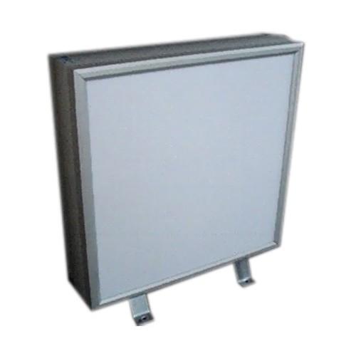 Světelná výstrč oboustranná 500x500x155mm