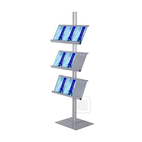 Stojan na prospekty Info Pole
