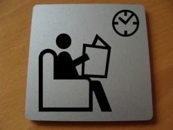 Piktogramy kancelář