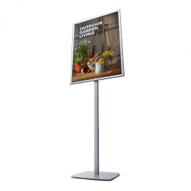 Info Pole Design