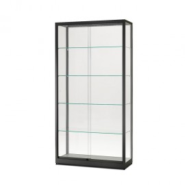 Skleněná produktová vitrína 1000 mm