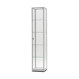 Vitríny - Produktová skříň 400, 500 a 800 mm - OSTRÝ PROFIL 24mm