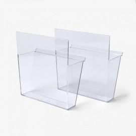 Plastové kapsy pro stojany BRW, Torre, Trys