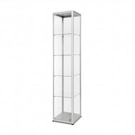 Skleněná produktová skříň 400 mm / 500 mm