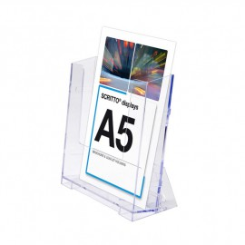 SCRITTO nástěnný stojánek na letáky formátu A5