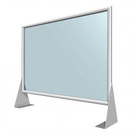 Ochranná zeď Slide In - plexisklo