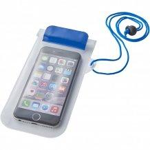 Vodotěsné pouzdro na chytrý telefon Mambo, modrá