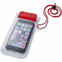 Vodotěsné pouzdro na chytrý telefon Mambo, červená
