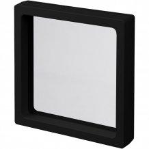 Dárková krabice se smrštitelnou fólií, černá
