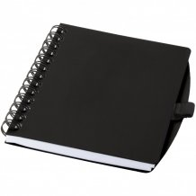 Kroužkový zápisník Adler, černá