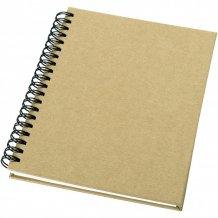 Recyklovaný zápisník Mendel, bílá