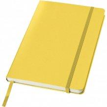 Poznámkový blok Classic A5 s pevnou obálkou, žlutá
