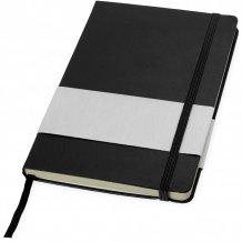 Kancelářský zápisník (formátu A5), černá