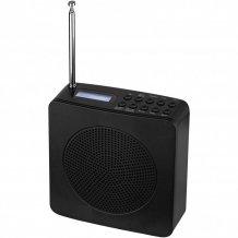 Radiobudík DAB, černá