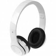 Sluchátka Cadence Bluetooth® v pouzdře, bílá
