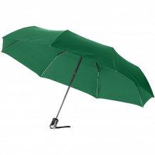 """Plně automatický deštník Alex 21.5"""", zelená"""
