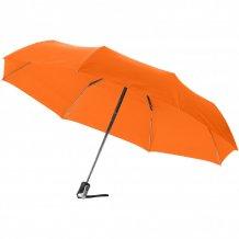 """21,5"""" deštník Alex s automatickým otvíráním/skládáním, oranžová"""