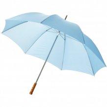 """30"""" golfový deštník Karl s dřevěnou rukojetí, modrá"""