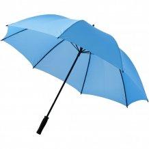 """30"""" golfový deštník Yfke s držadlem z materiálu EVA, modrá"""