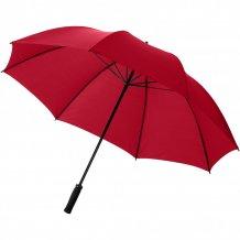 """30"""" golfový deštník Yfke s držadlem z materiálu EVA, červená"""