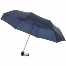 Deštník Ida 21,5', modrá