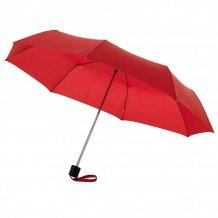 """21,5"""" skládací deštník Ida, červená"""