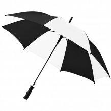 """Automatický deštník Berry 23"""", černá/bílá"""