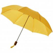 """20"""" skládací deštník Oho, žlutá"""