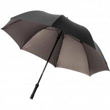 """27"""" deštník A-tron s automatickým otvíráním a LED světlem v rukojeti, černá"""