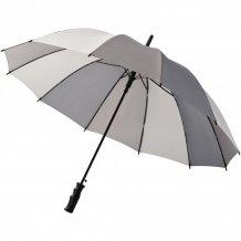 """23,5"""" deštník Trias s automatickým otvíráním, šedá"""