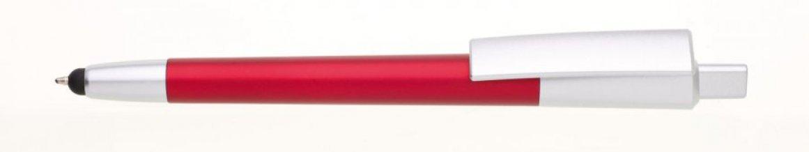 Propiska plast GOLAR, červená