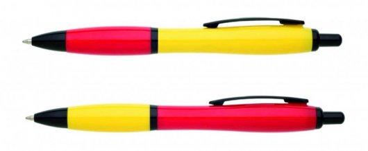 Propiska plast VETRO KOMBINACE 50+50 ks, žlutá