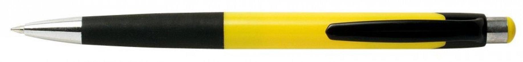 Propiska plast GARNA, žlutá