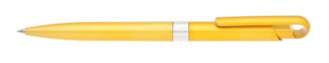 Propiska plast FIROL, žlutá