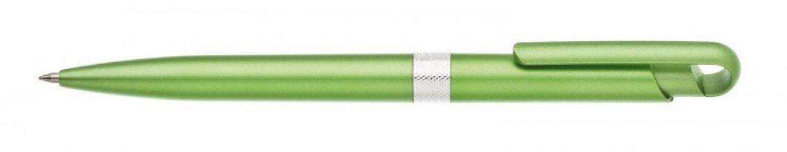 Propiska plast FIROL, zelená světlá