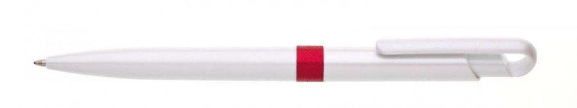D/ propiska plast PERLA, červená