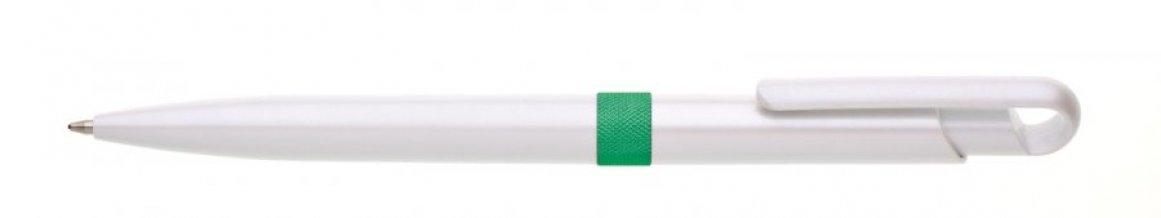 D/ propiska plast PERLA, zelená