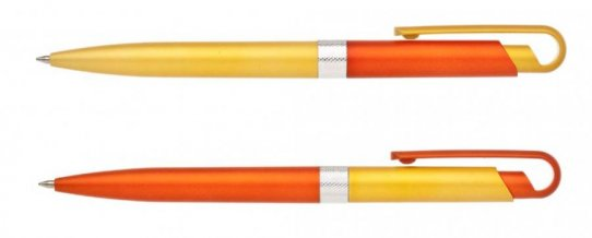 Propiska plast FIROL KOMBINACE  50+50 ks, žlutá