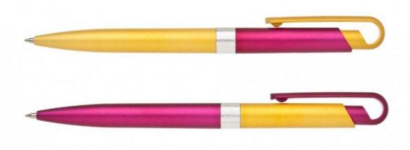 Propiska plast FIROL KOMBINACE  50+50 ks, růžová
