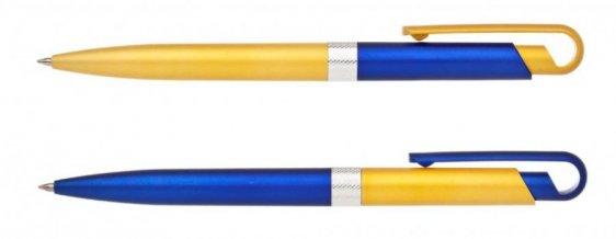 Propiska plast FIROL KOMBINACE  50+50 ks, modrá