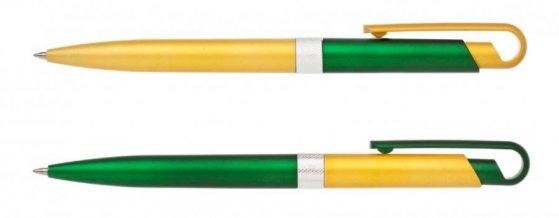 Propiska plast FIROL KOMBINACE  50+50 ks, zelená
