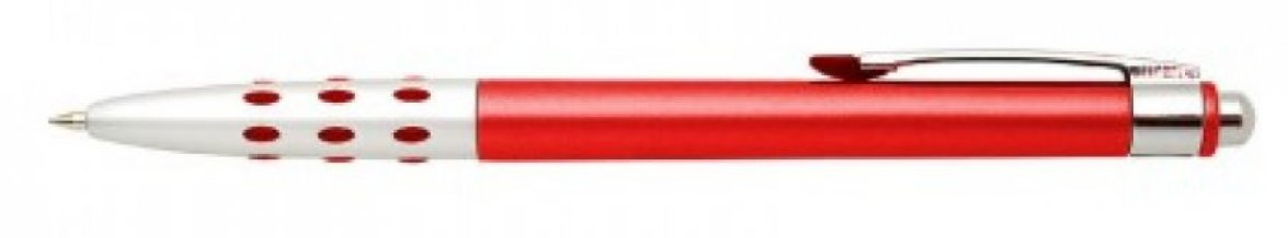 D/ propiska plast BAONE, červená