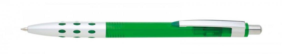 Propiska plast BAONE /D zelená