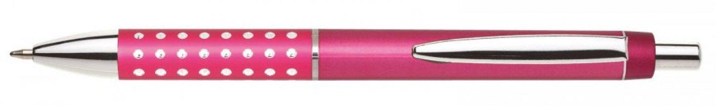 Propiska plast BLERA, růžová