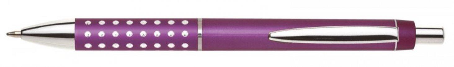 Propiska plast BLERA, fialová