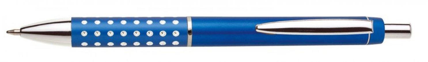 Propiska plast BLERA, modrá
